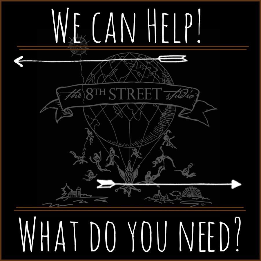 The 8th Street Studio - A Full Service Professional
